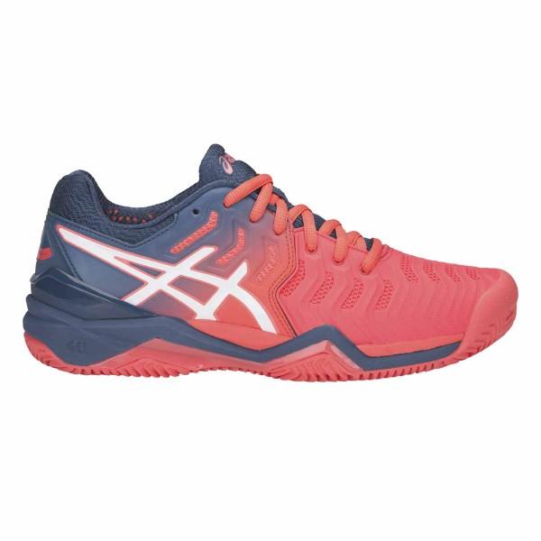 265f1696afe Styles 7 Clay Resolution Gel Asics 'n Roze Schoenen Sport q8UScvwy