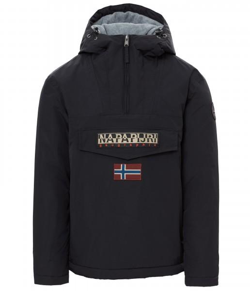 RAINFOREST WINTER jas - zwart