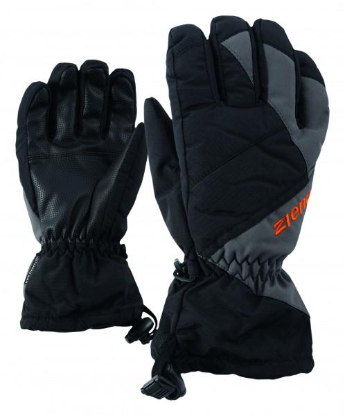 ZIENER - AGIL AS (R) handschoenen - zwart
