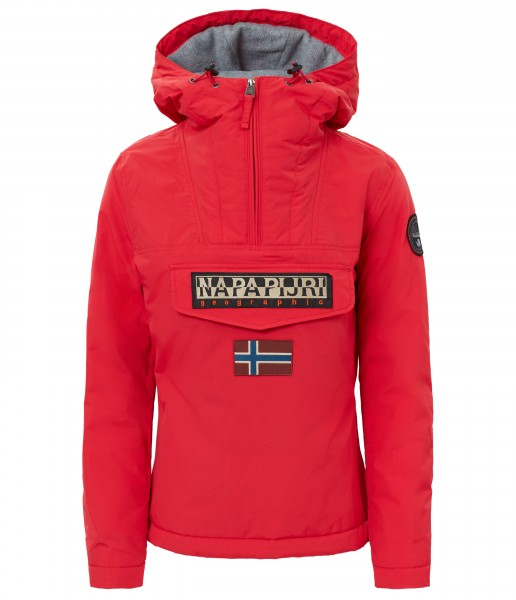 c044f67301ba06 RAINFOREST WINTER jas - rood   Sport 'n Styles
