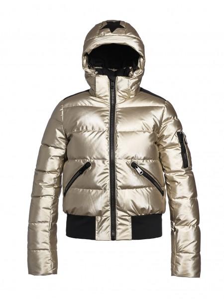 DIVA jacket gold