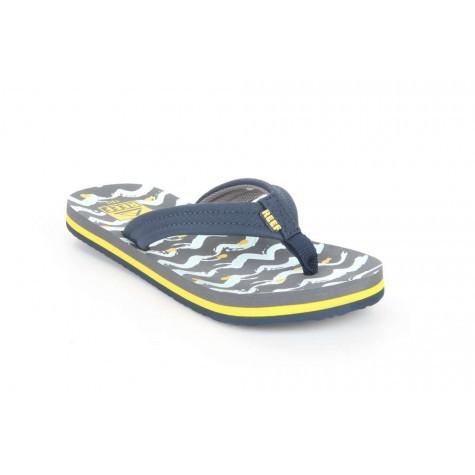 REEF - AHI slippers - geel