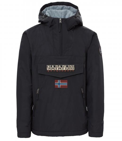 RAINFOREST POCKET jas - zwart