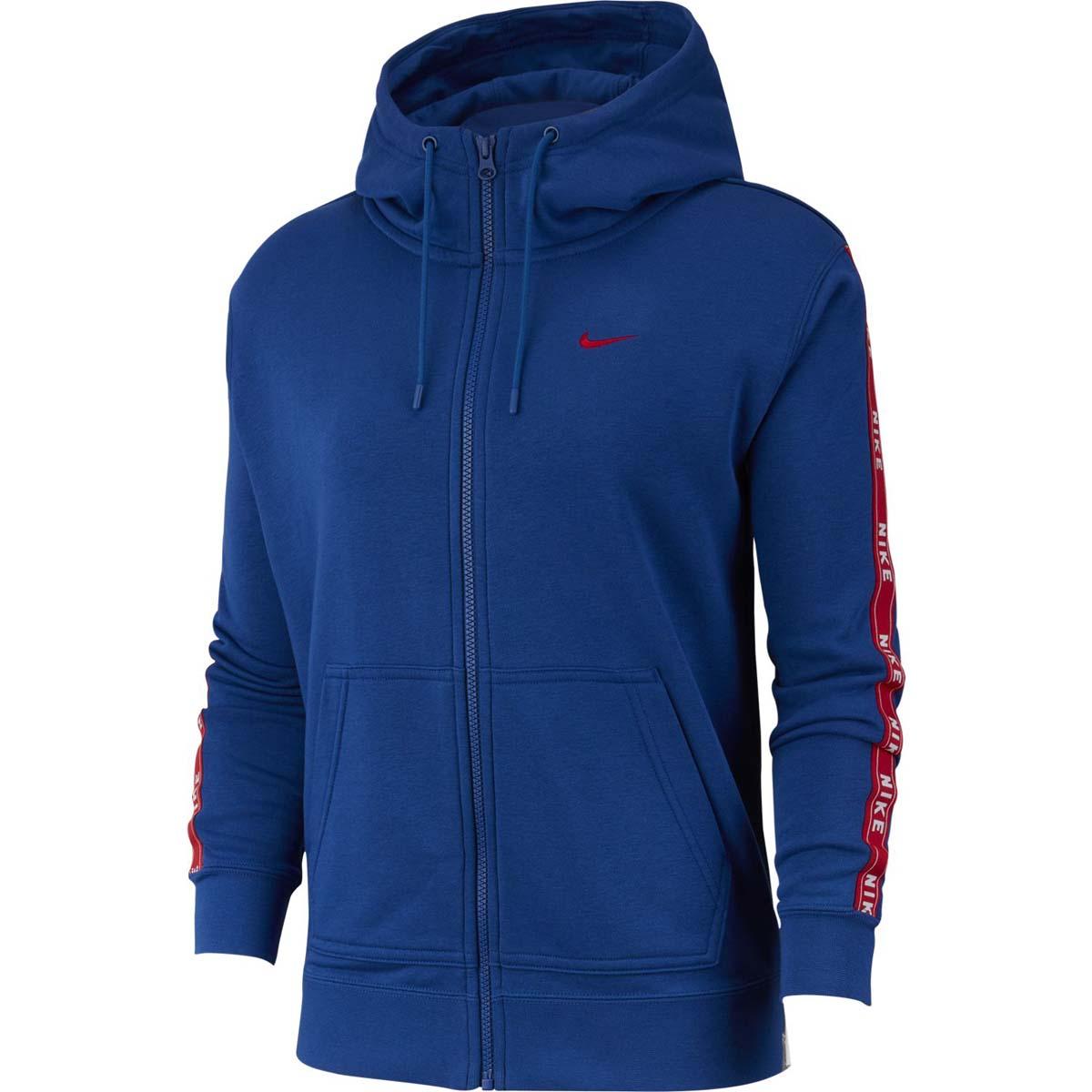 169cbd1ddc3 Voorvertoning: NIKE - FULL-ZIP LOGO sweater - blauw ...