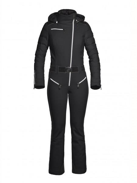 FLAME jumpsuit black