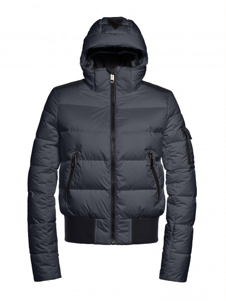 KOHANA jacket dark navy