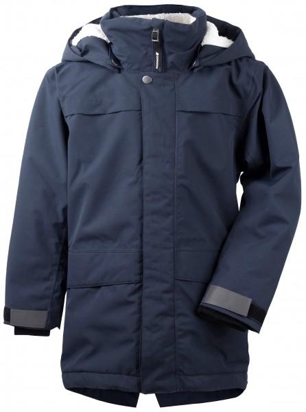 DIDRIKSONS - BJORLING jas - donker blauw