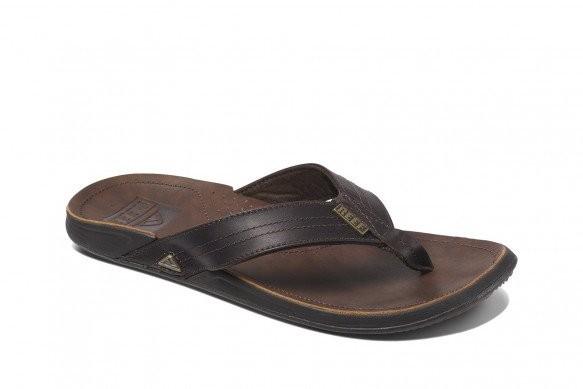REEF - J-BAY III slippers - bruin - Haarlem