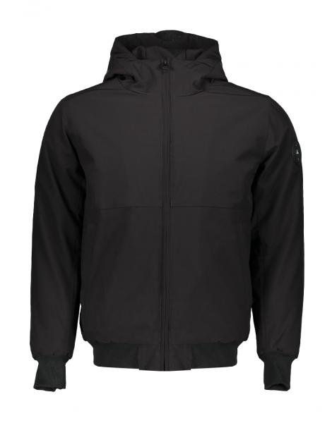 ca46e479b99 AIRFORCE - SOFTSHELL PADDED jas - zwart - black - Haarlem