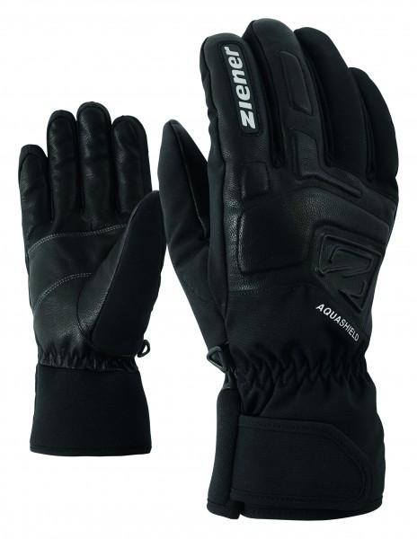 ZIENER - GLYXUS AS(R) handschoenen - zwart
