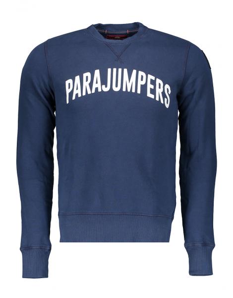 PARAJUMPERS - CALEB sweater - blauw