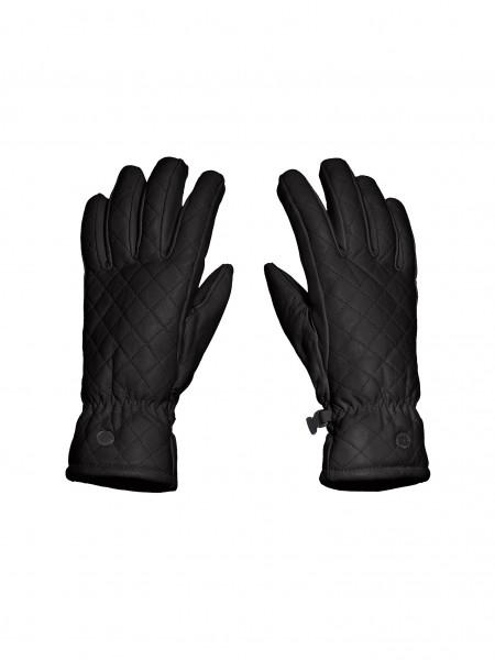 NISHI ski handschoenen - zwart