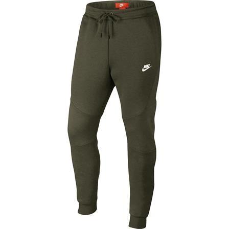d12a693e3ec NIKE - TECH FLEECE JOGGER broek - groen   Sport 'n Styles